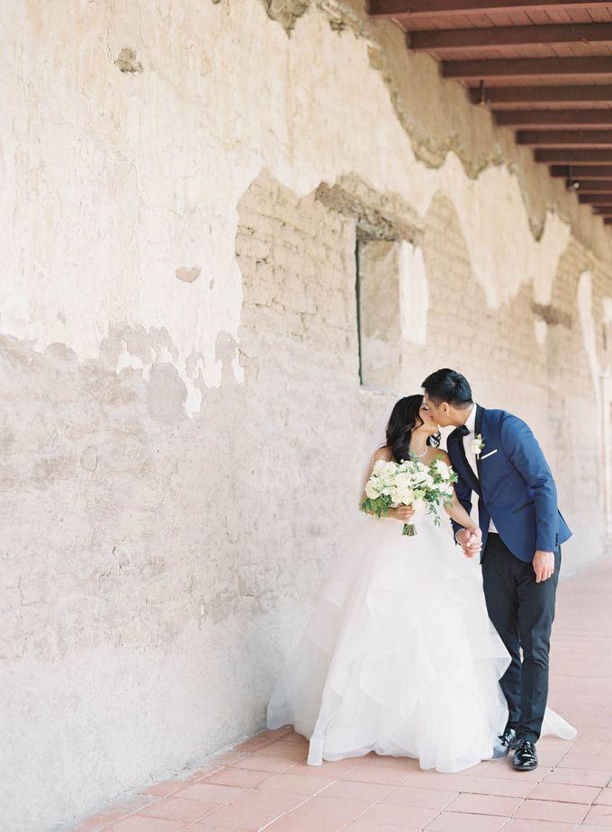 Wedding - Gardens at the Franciscan Villa San Juan Capistrano by Jen Huang Photo - 008