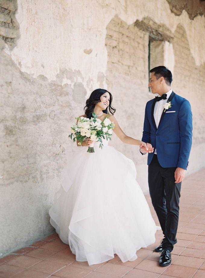 Wedding - Gardens at the Franciscan Villa San Juan Capistrano by Jen Huang Photo - 009