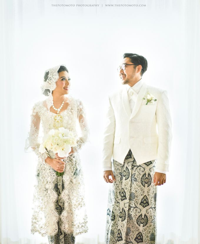Ayu Hastari & Ryoichi Hutomo Wedding Day by Thepotomoto Photography - 018