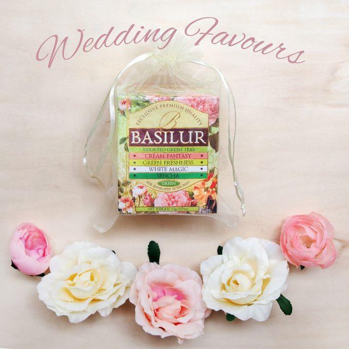 Basilur Tea Wedding Favours by Basilur Tea - 005