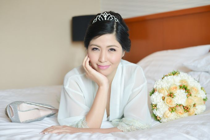Wedding in Christ the King and Eastwood Richmonde Hotel by Jaymie Ann Events Planning and Coordination - 002