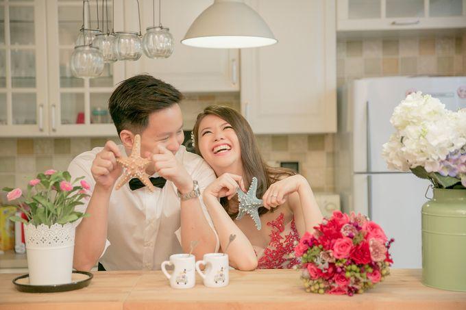 Studio Pre-Wedding Shoot by Memoire & Co - 048