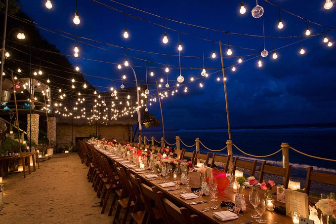 Wedding @ Semara Luxury Villa by THE UNGASAN CLIFFTOP RESORT BALI  - 024