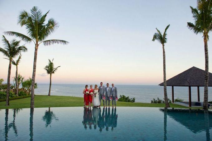 Wedding @ Semara Luxury Villa by THE UNGASAN CLIFFTOP RESORT BALI  - 001