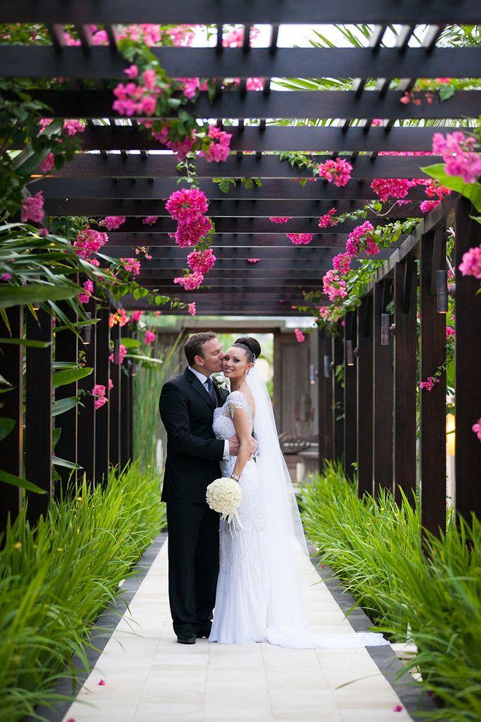 Wedding @ Semara Luxury Villa by THE UNGASAN CLIFFTOP RESORT BALI  - 021