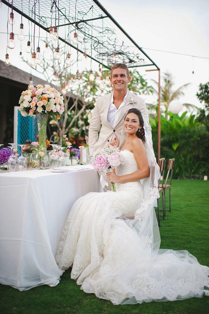 Wedding @ Semara Luxury Villa by THE UNGASAN CLIFFTOP RESORT BALI  - 026
