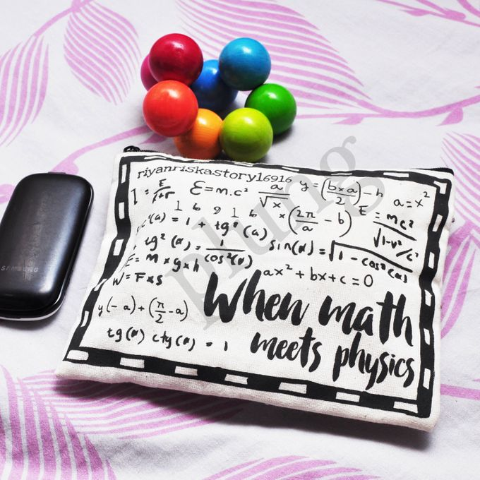 pouch blacu by Plung Creativo - 002