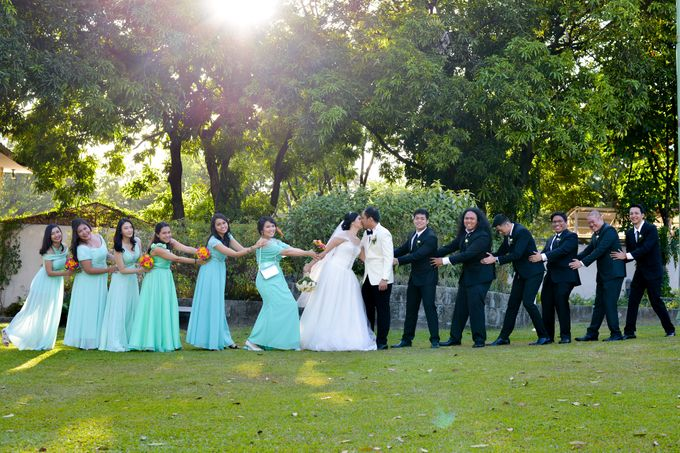 Wedding in Christ the King and Eastwood Richmonde Hotel by Jaymie Ann Events Planning and Coordination - 005