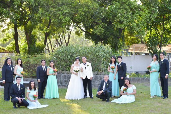 Wedding in Christ the King and Eastwood Richmonde Hotel by Jaymie Ann Events Planning and Coordination - 004