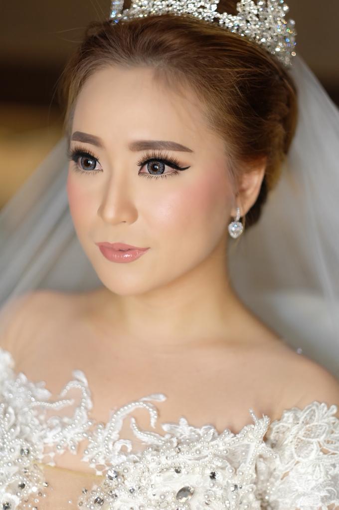Thanx For Mrs. Sheren Tan by Natalia Ingkiriwang Bride Make Up - 003