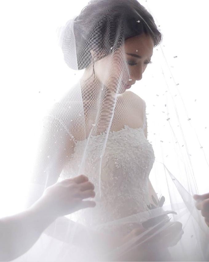 Budi & Agustine Holy Matrimony by Elsie Chrysila Brides - 001