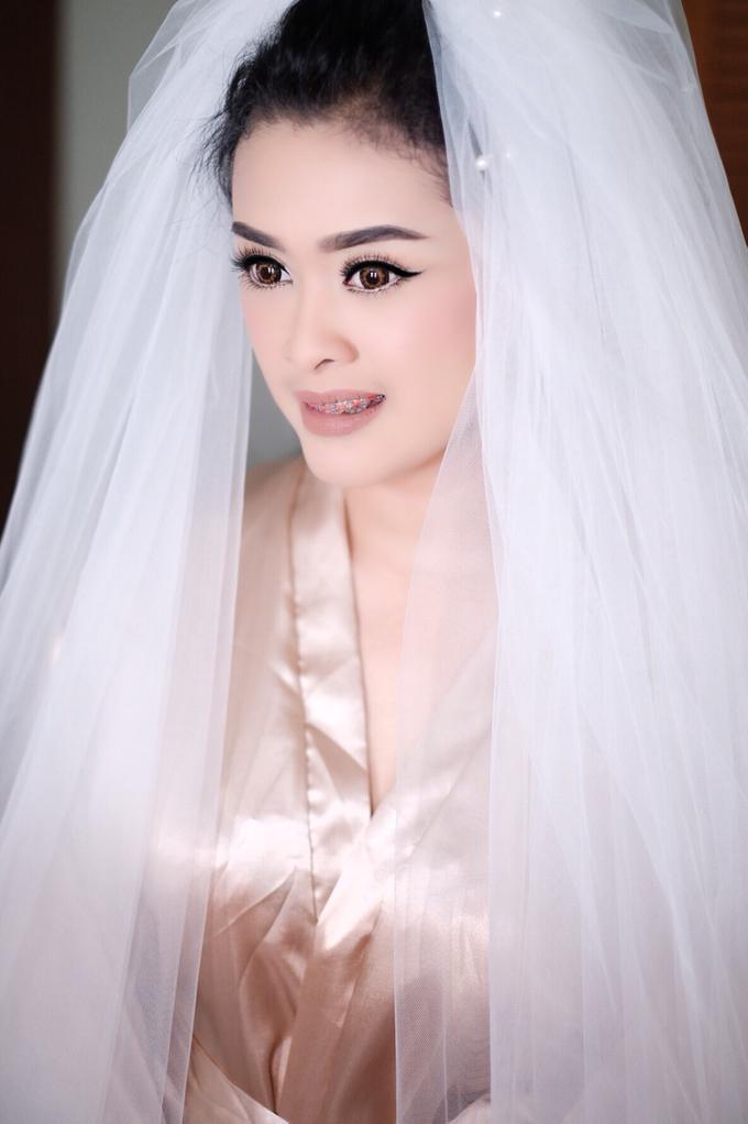 Untitled by Natalia Ingkiriwang Bride Make Up - 005