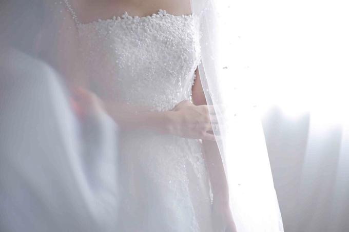 Budi & Agustine Holy Matrimony by Elsie Chrysila Brides - 005