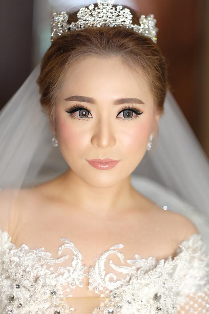 Thanx For Mrs. Sheren Tan by Natalia Ingkiriwang Bride Make Up - 004