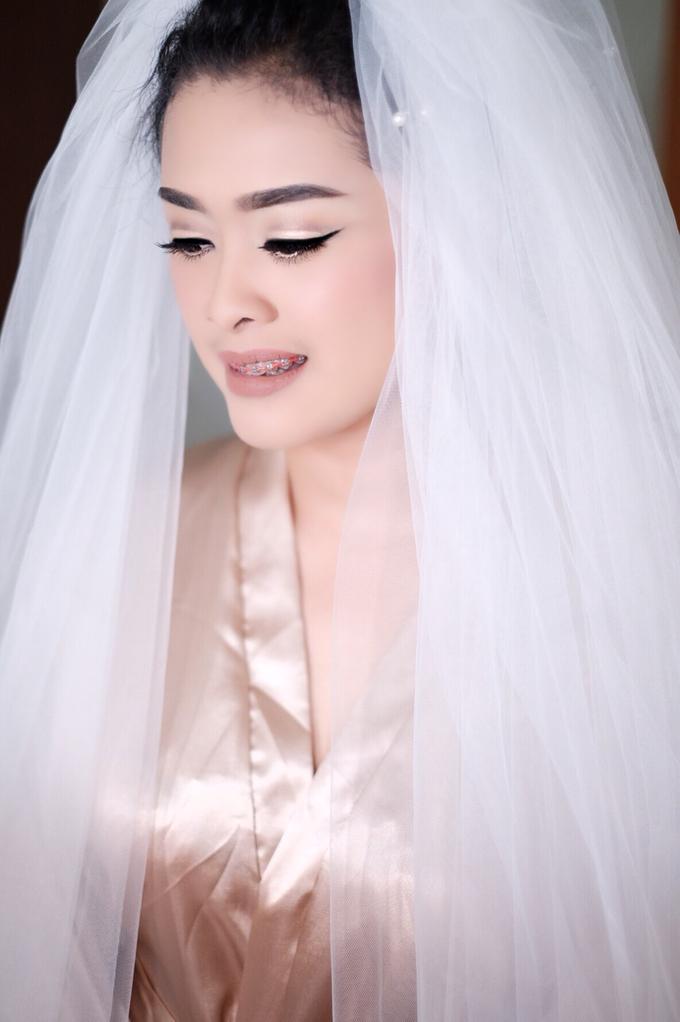 Untitled by Natalia Ingkiriwang Bride Make Up - 004