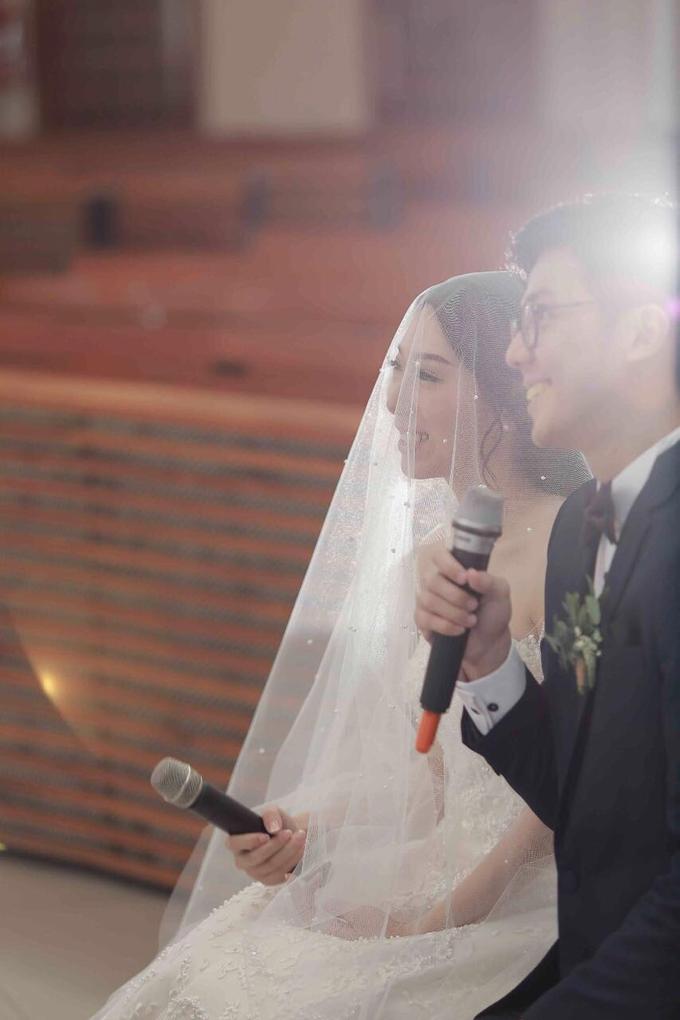 Budi & Agustine Holy Matrimony by Elsie Chrysila Brides - 004