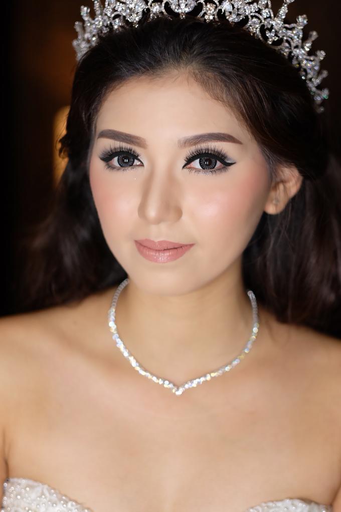 Thanx For Ms. Vanya Natalia ♥️ by Natalia Ingkiriwang Bride Make Up - 001