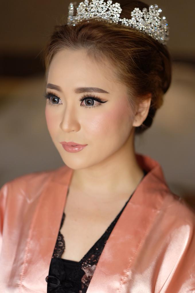 Thanx For Mrs. Sheren Tan by Natalia Ingkiriwang Bride Make Up - 002