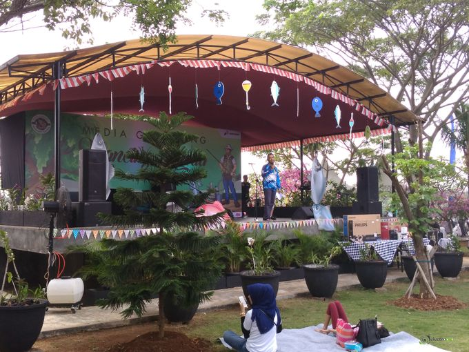 Add To Board Media Gathering Mancing Mania Pertamina Event By Electropro  Rental Sound System   001