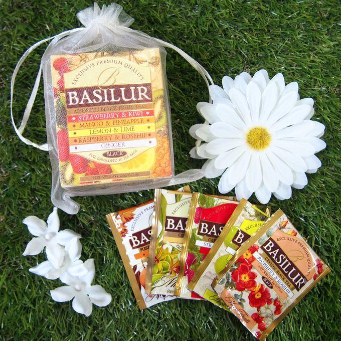Basilur Tea Wedding Favours by Basilur Tea - 006