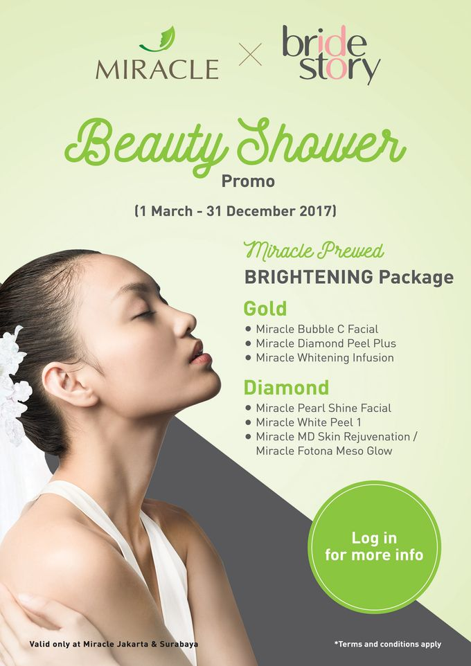 Miracle Prewed BRIGHTENING Package by Miracle Aesthetic Clinic - 001