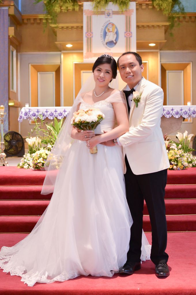 Wedding in Christ the King and Eastwood Richmonde Hotel by Jaymie Ann Events Planning and Coordination - 011