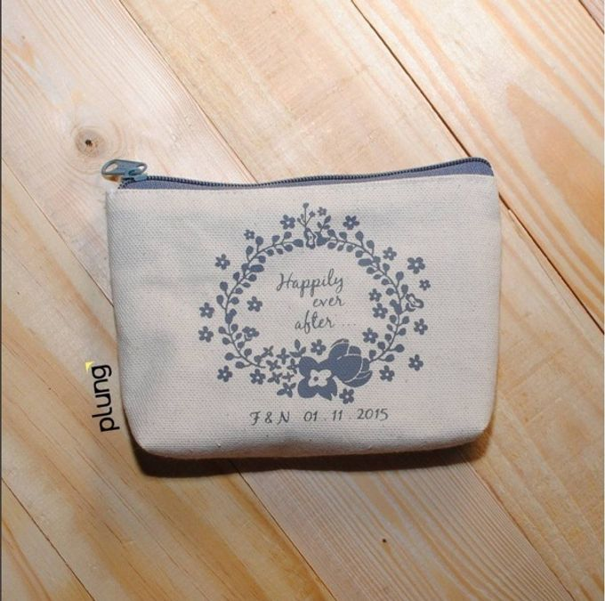 Souvenir Pouch Canvas by Plung Creativo - 003