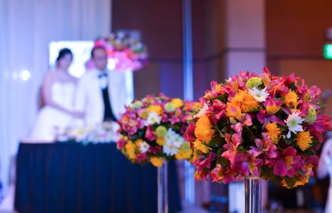 Wedding in Christ the King and Eastwood Richmonde Hotel by Jaymie Ann Events Planning and Coordination - 015