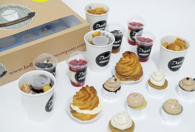 Cupcakes Company products by CUPCAKES COMPANY - 011