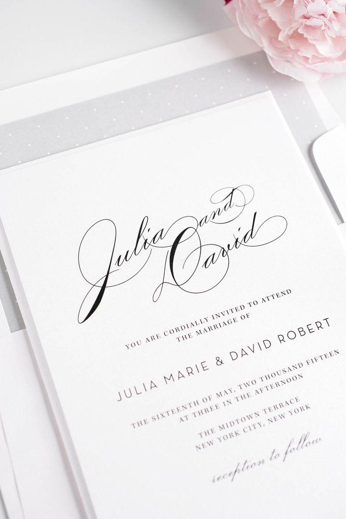 shine wedding invitations ideas oncewed - Wedding Invitations Rochester Ny
