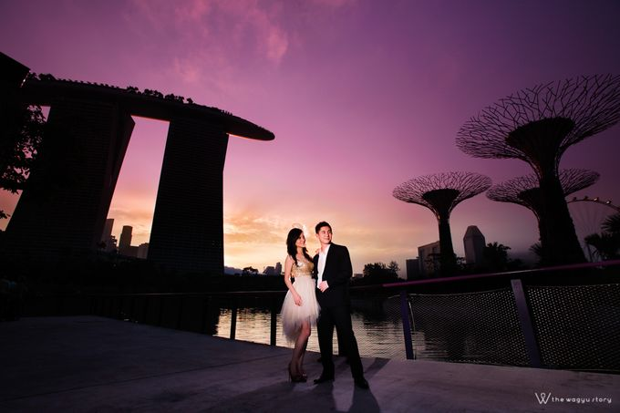 It Takes Two to Tango - Engagement Session by Tata by The Wagyu Story - 031