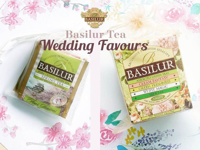 Basilur Tea Wedding Favours by Basilur Tea - 003