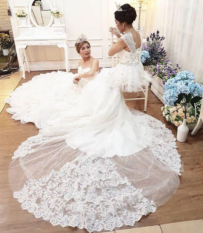 Lookbook Winona Bridal Collections by Winona Makeup & Bridal - 001