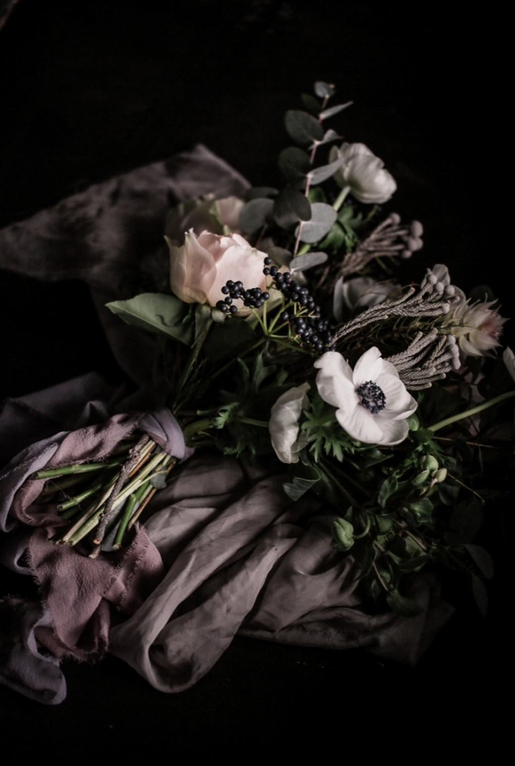 A Vintage Wedding With A Gothic Touch In Tagaytay Philippines