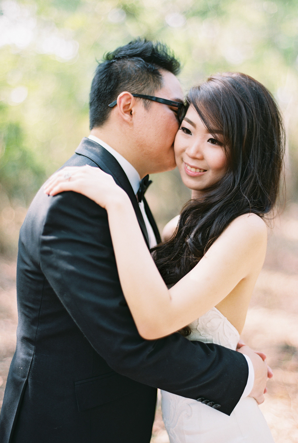 When Natural Beauty Meets Ethereal Elegance - Bridestory Blog