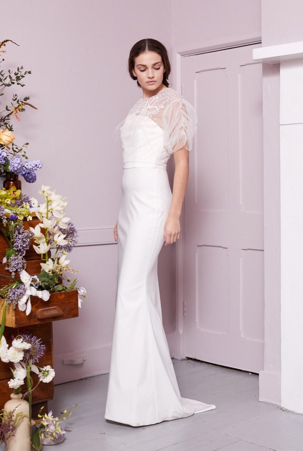 50 Inspirasi Gaun Pengantin Dari Koleksi Bridal Fashion