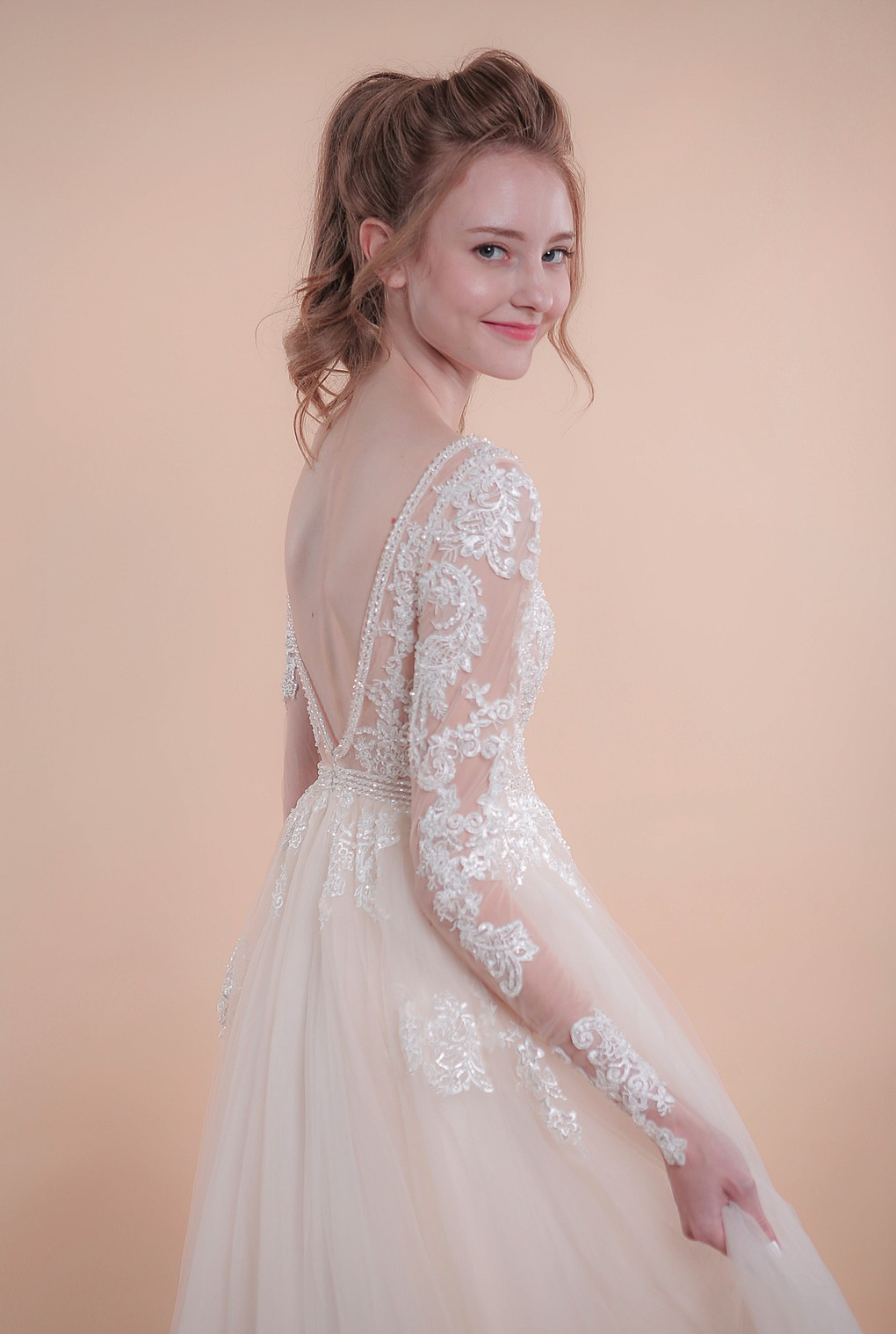 Now You Can Do Your Wedding Shopping Online With La Belle Couture