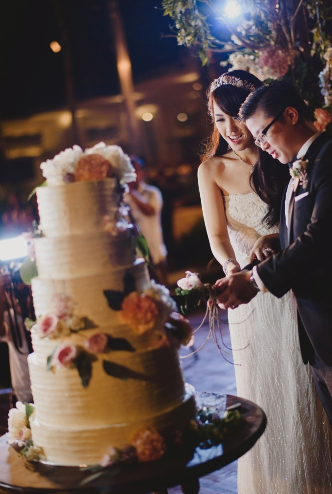 the romantic and rustic wedding of vania larissa and