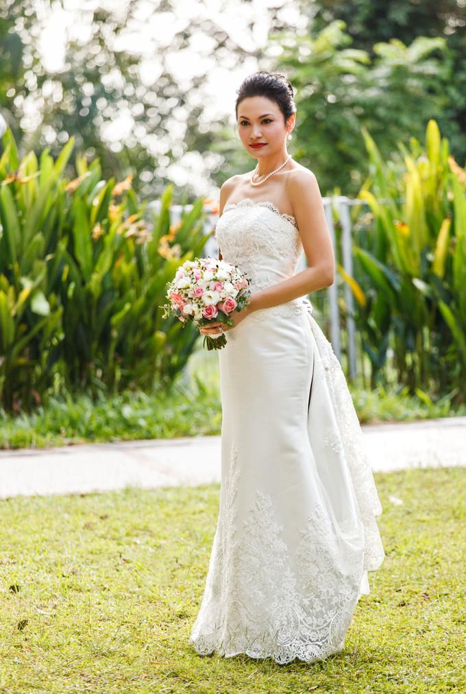 Darnall gilson wedding