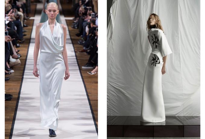 ... 10 Tren Busana Pengantin Dari Paris Fashion Week Fall 2017 - 001 93b8d6ae54