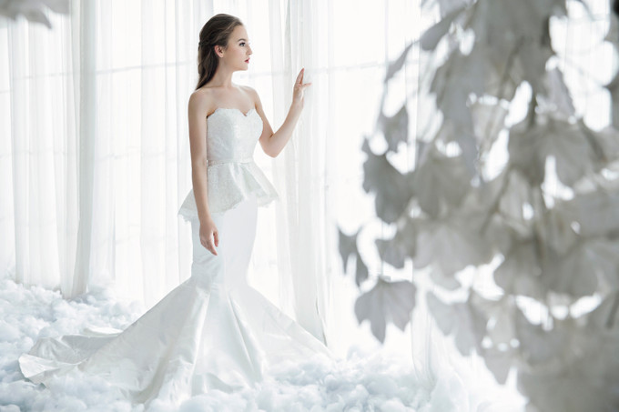 Create the Wedding Dress of Your Dreams with Exme Gallery ...