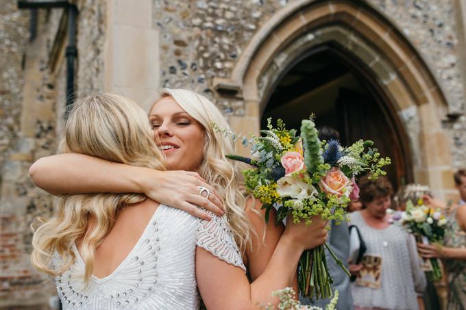 Hitchin Lavender Farm Wedding - Bridestory Blog