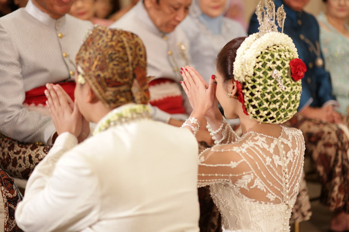 45 Unique Wedding Traditions And Rituals From Around Indonesia