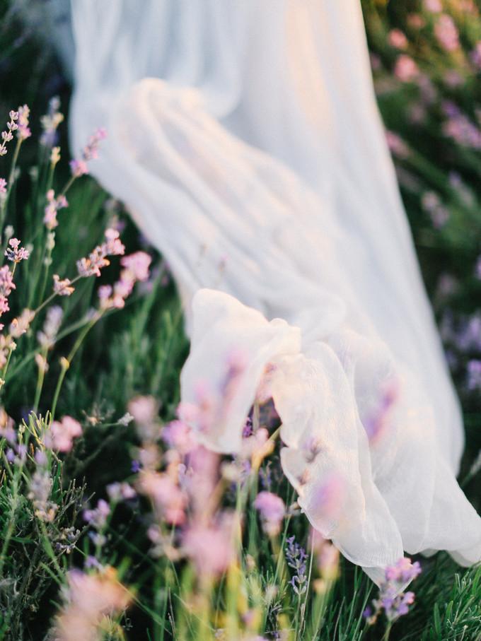 Inspirasi Pemotretan Memesona Di Kebun Lavender - 013