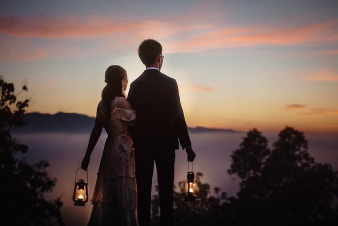 Add To Board Scenic Pre Wedding Album In Natural Landscapes Of Yogyakarta
