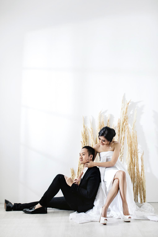 Pemotretan Pre-Wedding Minimalis Berestetika Modern - 007