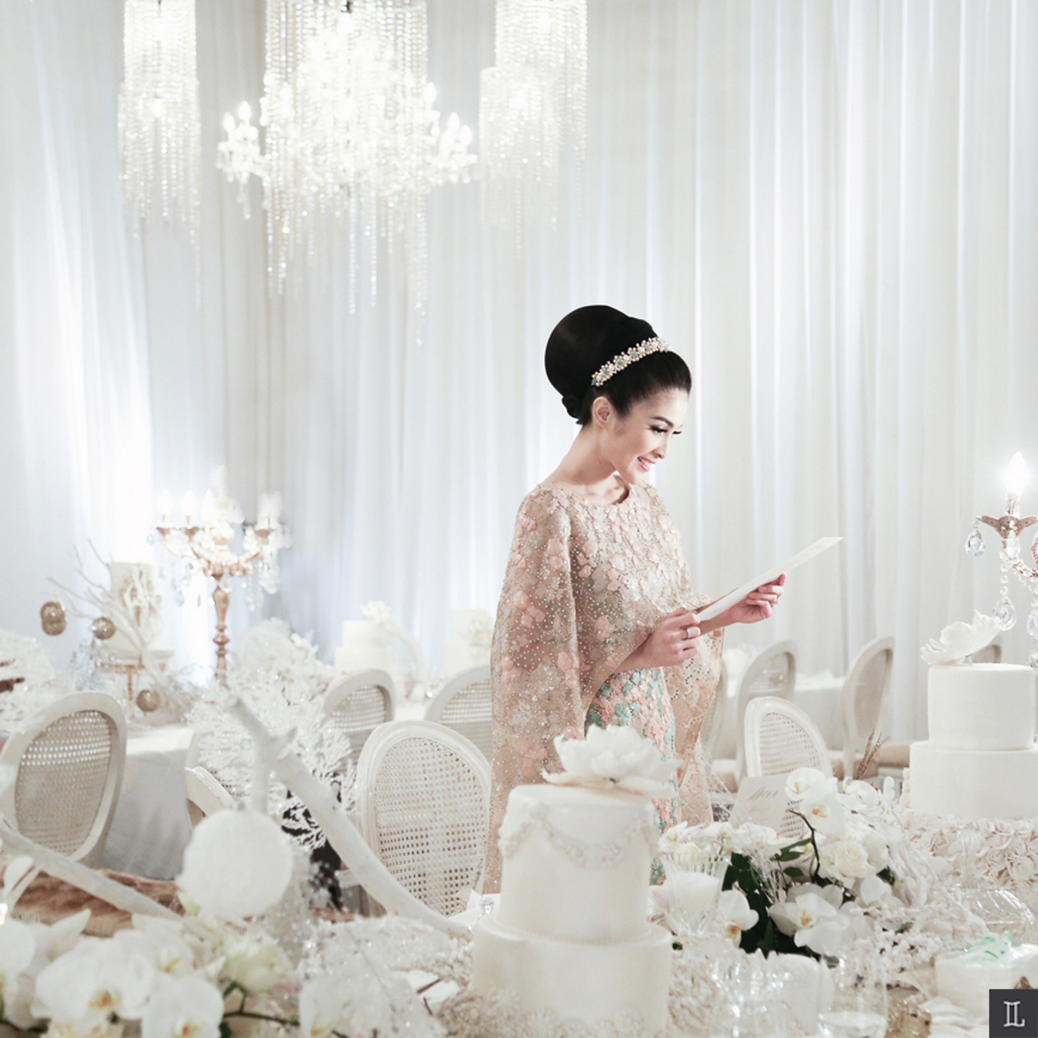 Sandra Dewi and Harvey Moeis' Dreamy Wedding in Jakarta