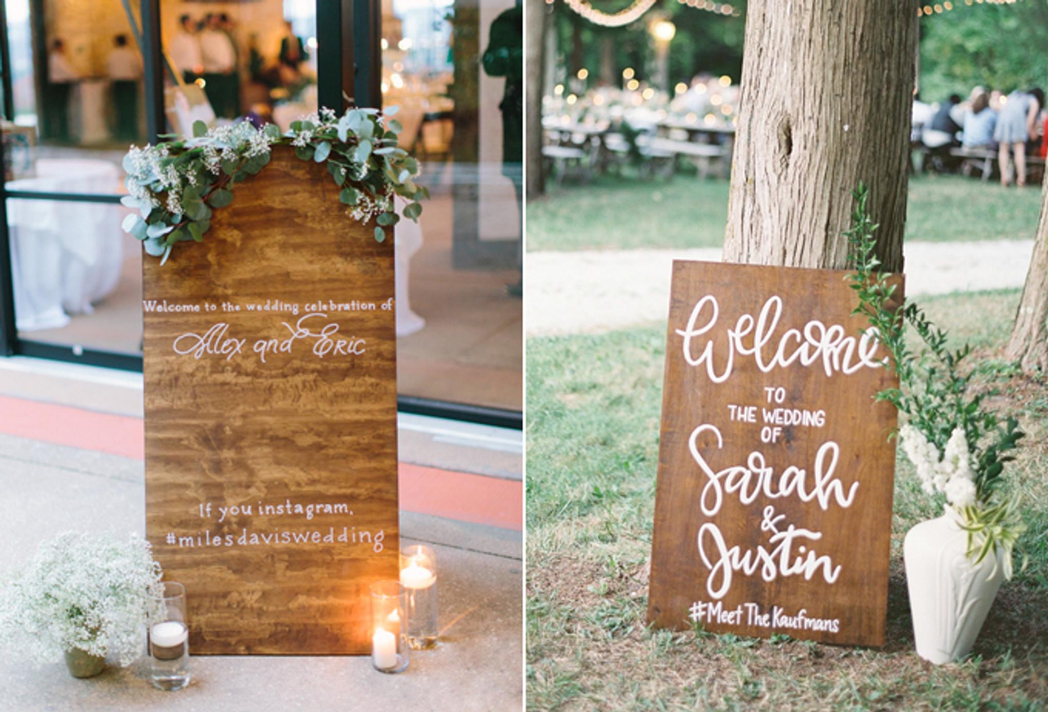 ide hashtag pernikahan yang kreatif dan berkesan blog