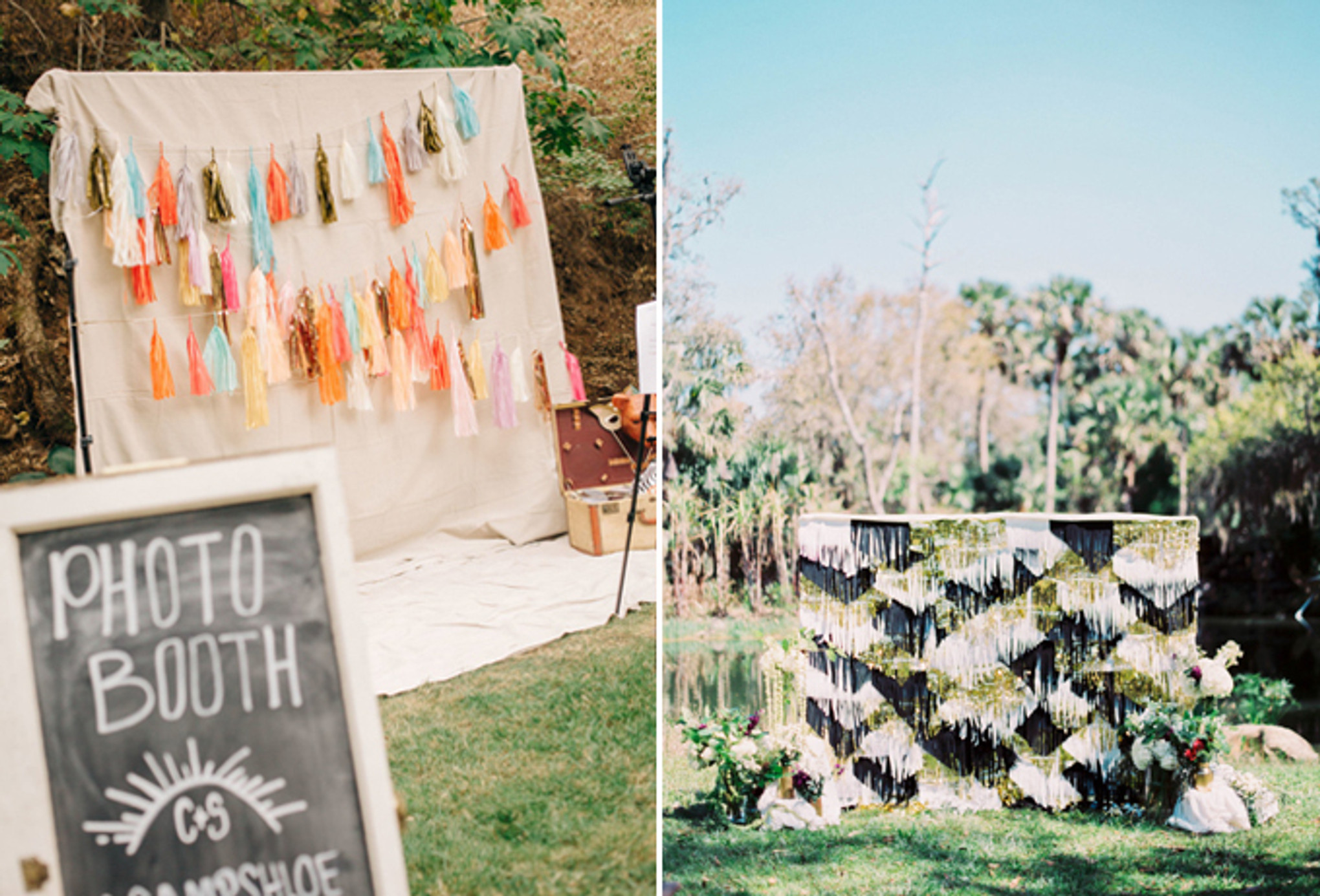 Wedding Photography Booth Ideas.12 Creative And Affordable Diy Wedding Photo Booth Ideas