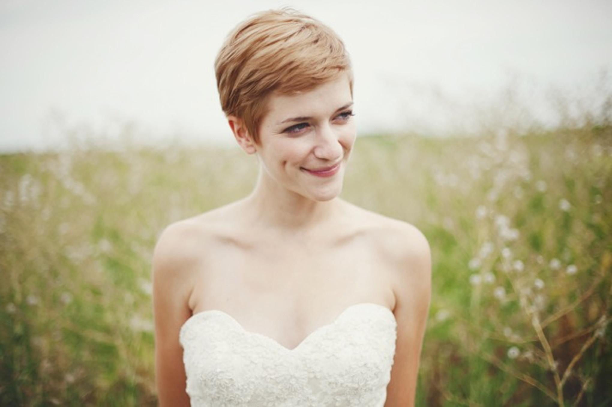 Short Wedding Hairstyle Ideas Bridestory Blog